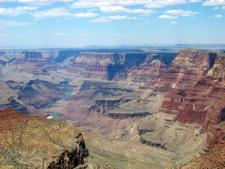 Grand Canyon and Colorado River