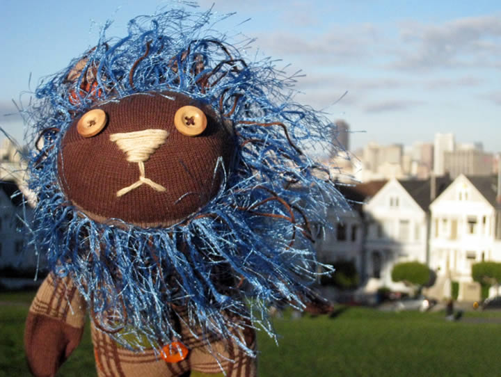 Bubba by the Painted Ladies